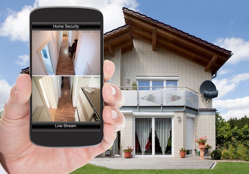Alarmsystem - Überwachung per Handy