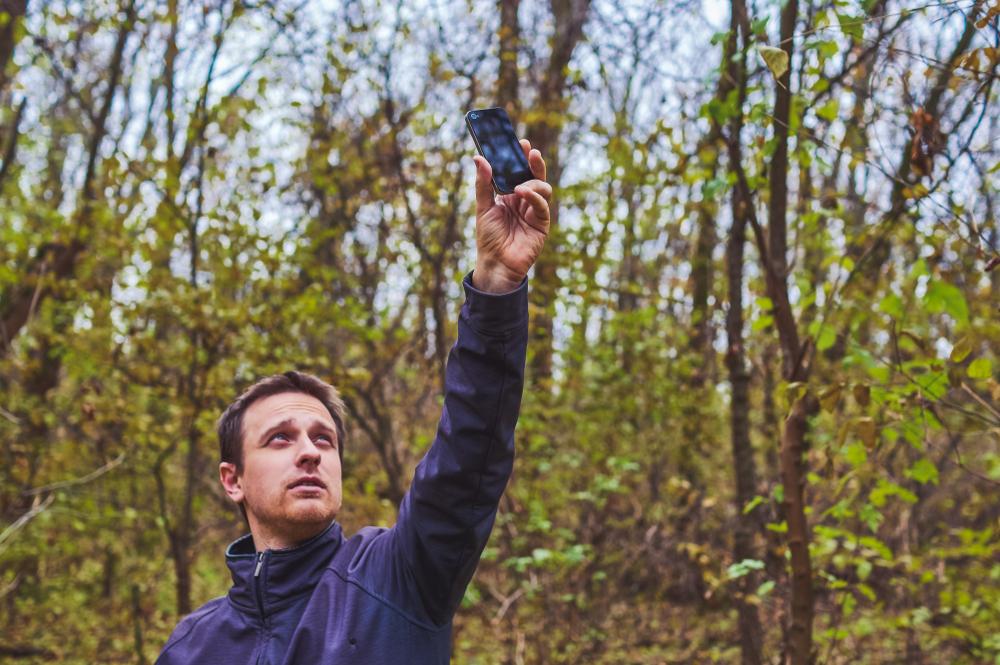 Für eine GSM-Alarmanlage ist ein guter Handyempfang entscheidend
