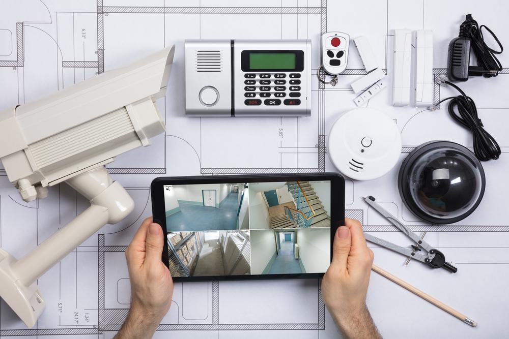 Überwachungssystem für´s Haus