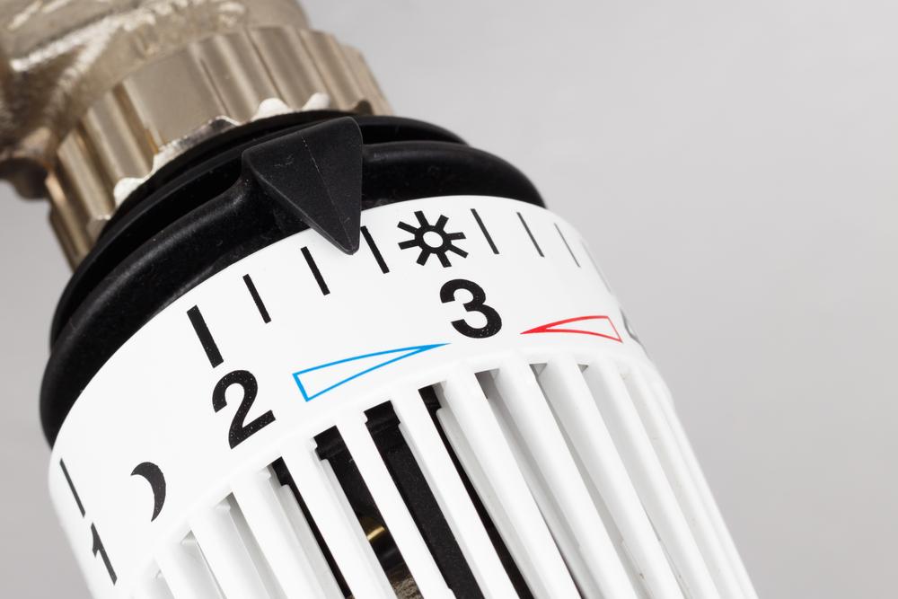Smart Home Funktionen - Anpassen der Raumtemperatur