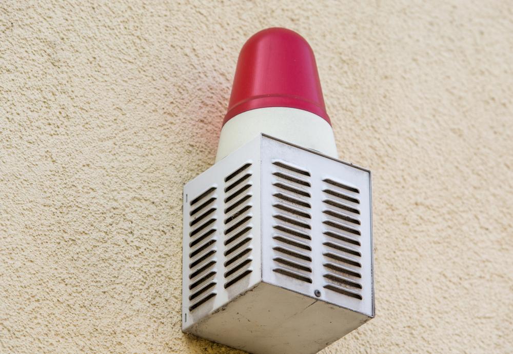 Smart Home Zentralen im Test - Sirene