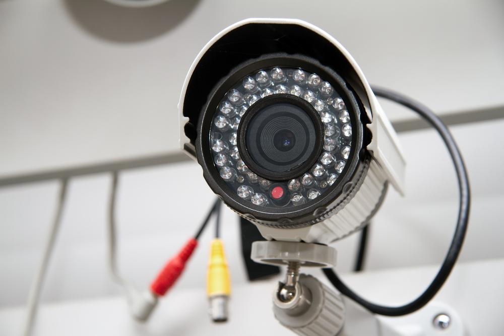 Überwachungskameras für den Einbruchschutz